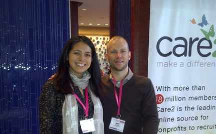 Care2 has Big Presence at NGLTF's Creating Change Conference