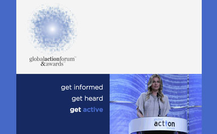 You're Invited to the Global Action Forum