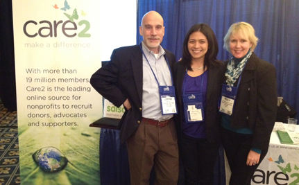 Care2 at the 2012 Nonprofit Technology Conference