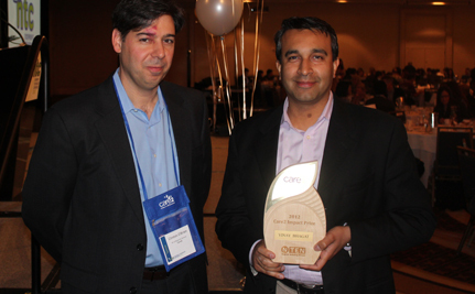 Care2 Impact Prize Awarded to Vinay Bhagat of Convio