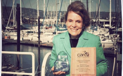 Dr. Sylvia Earle Will Be Honored With The Care2 Impact Award At The 2013 Women In Green Forum