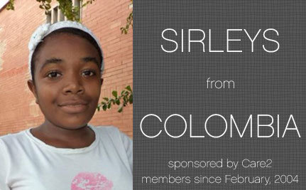 An Update on Sirleys, Care2 Sponsored Child
