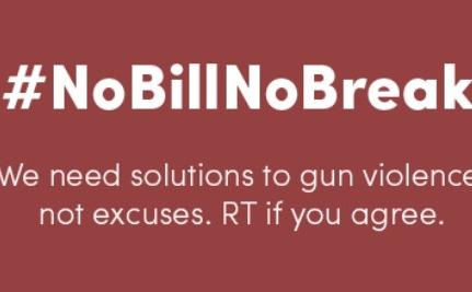 Old-School Activism Meets 2016 Social Media: Lessons from #NoBillNoBreak