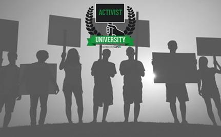 Activist University LIVE Comes to San Francisco!