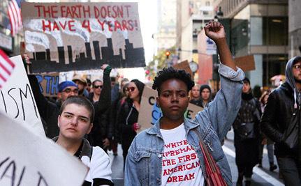 Activism in the Trump Era