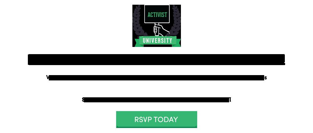 Activist University