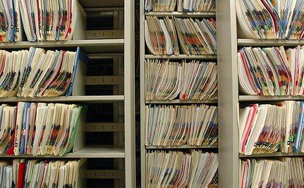 RIP, Paper Medical Records