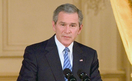 Worried Bush Won't Be Prosecuted for War Crimes? Have Patience