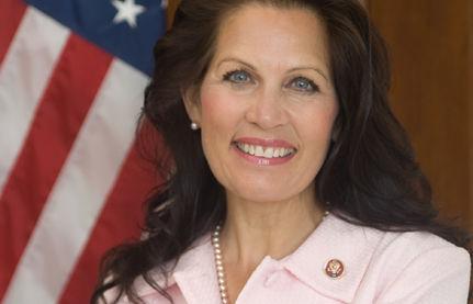 """Michelle Bachmann to Al Gore: """"It's Global Cooling, Silly!"""""""