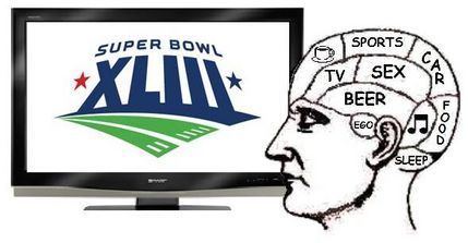 Sex and Sexism Sell on Super Bowl Sunday