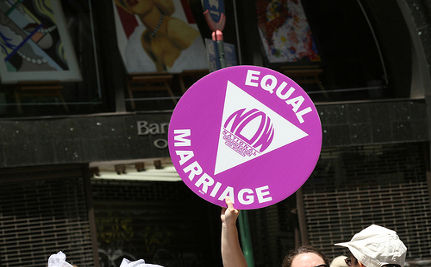 Gay Marriage News: A Week Of Change
