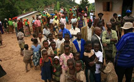 Refugee Center Struggles in South Africa