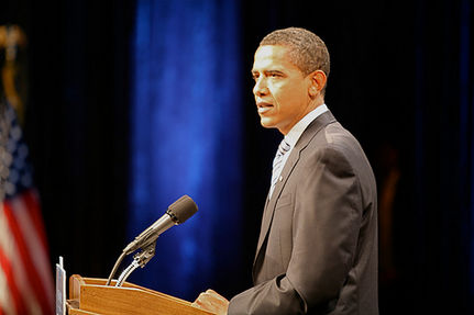 Obama's Speech at Signing of Stimulus Bill