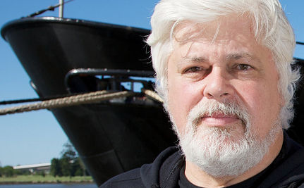 Captain Paul Watson Speaks Out About Whale Wars