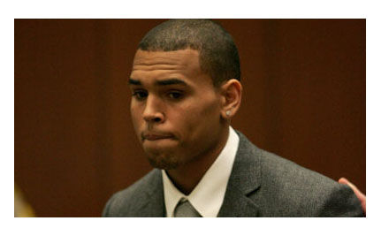 Chris Brown Charged with Two Felonies in Assault of Rihanna