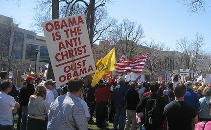 Epic FAIL:  Anti-Tax Tea Party 2009 Roundup