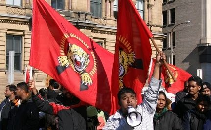 Tamil Tigers Lay Down Their Arms