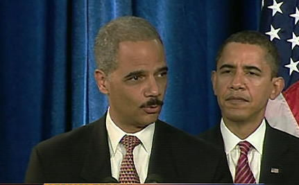 AG Holder Considering Special Prosecutor for Bush Interrogation Policy