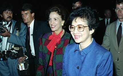 Remembering Corazon Aquino