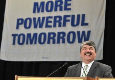 Esquire's American of the Year: AFL-CIO President Richard Trumka