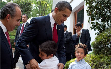 President Obama Terrorizes Parents of School Children