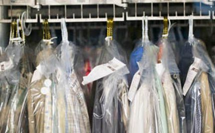 Greening Your Dry Cleaning