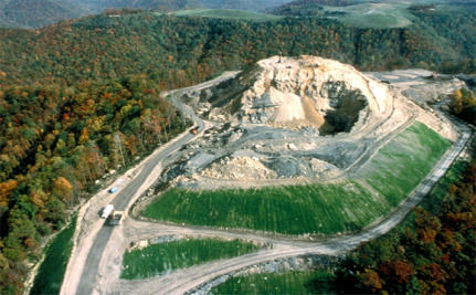EPA Denies New Mining Permits and Takes a Hard Look At Mountaintop Removal