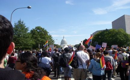 Marching for equality: a young activist's perspective on LGBT rights