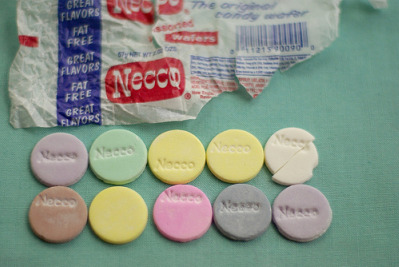 Halloween Treats Get Real: Necco Wafers Are Now All Natural