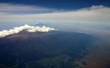 Kilimanjaro's Ice Cover May Be Another Climate Change Casualty