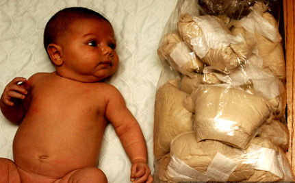 Poo Power: Used Diapers Will Fuel U.K. Recycling Plant