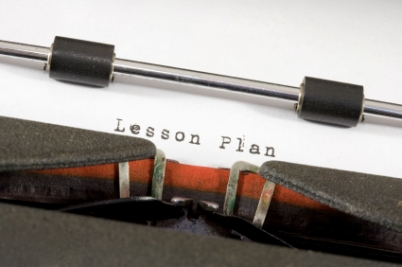 Lesson Plans for Sale:  Does it Have to Be this Way?