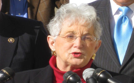 Virginia Foxx and the GOP civil rights champions of yore – Today, she'd know them as RINOs