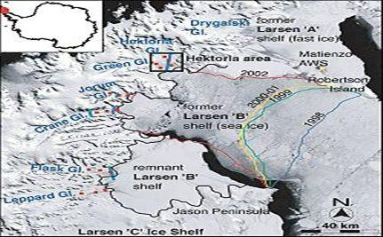 Antarctica Melting At Faster Rate