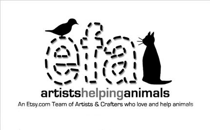 �Tis the Season to Shop for a Cause: Support Artists Helping Animals on Etsy
