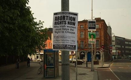 Ireland's Strict Abortion Laws Challenged In European Court
