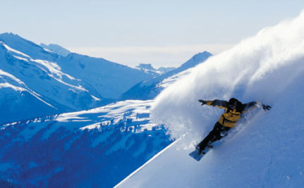 Saving The Snow: Skiing Industry Sets Sustainable Example