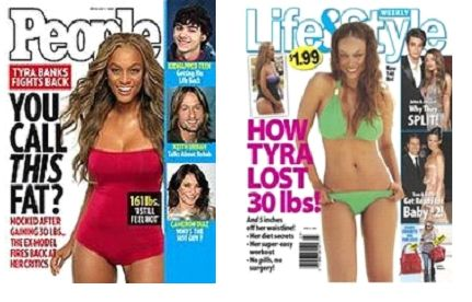Tyra Banks: Role Model for Women?