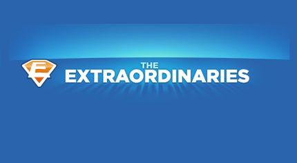 The Extraordinaries – Micro-Volunteer on your iPhone
