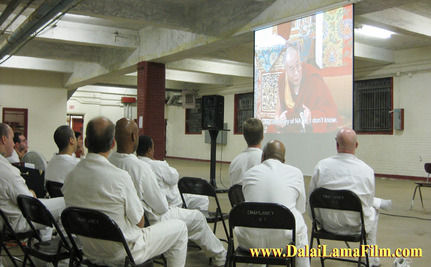 Dalai Lama Film Screens in Texas Prisons: Compassion and Human Foibles on Display