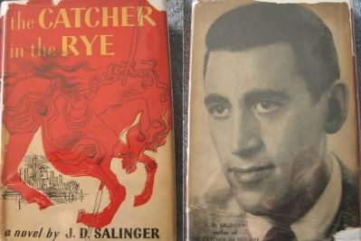 Farewell to JD Salinger (ONE of TWO POSTS)
