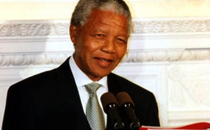 Nelson Mandela's Triumphant Release — Twenty Years Later
