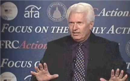 Imprison Gays Says American Family Association Radio Host Bryan Fischer