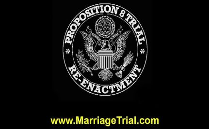 The Prop. 8 Trial: Watch the Re-enactment Now!