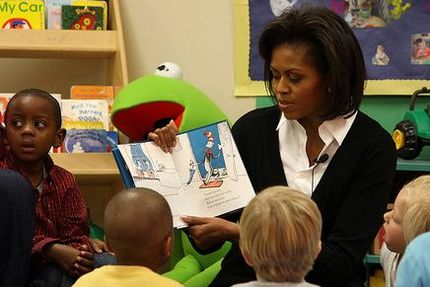Michelle Obama Taking On Childhood Obesity Crisis