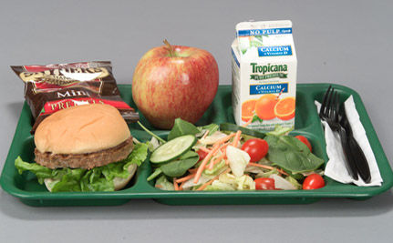 Meatless Mondays Replacing Mystery Meat In More School Cafeterias