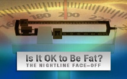 "Is It OK to Be Fat?: ABC Nightline's ""Face Off"" Tackles the Question with Panel"
