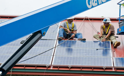 Despite A Booming Industry, Hawaiian Utility Company Moves to Block Solar Energy