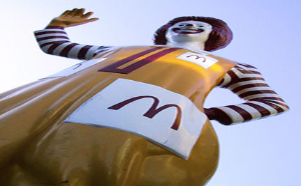 Ronald McDonald in the Hot Seat: Is he to blame for childhood obesity?