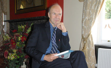 An Interview with Climate Champion Dr. James Hansen